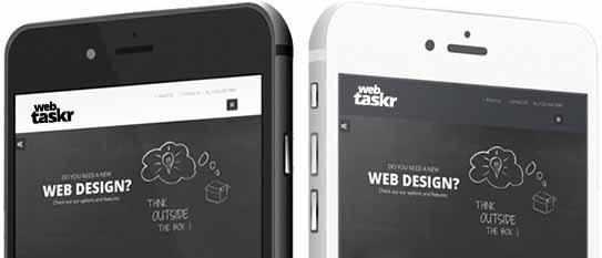 Retina Ready Website Designs